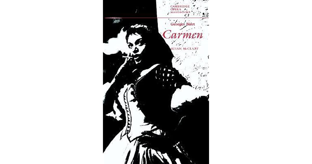 georges bizet carmen by susan mcclary