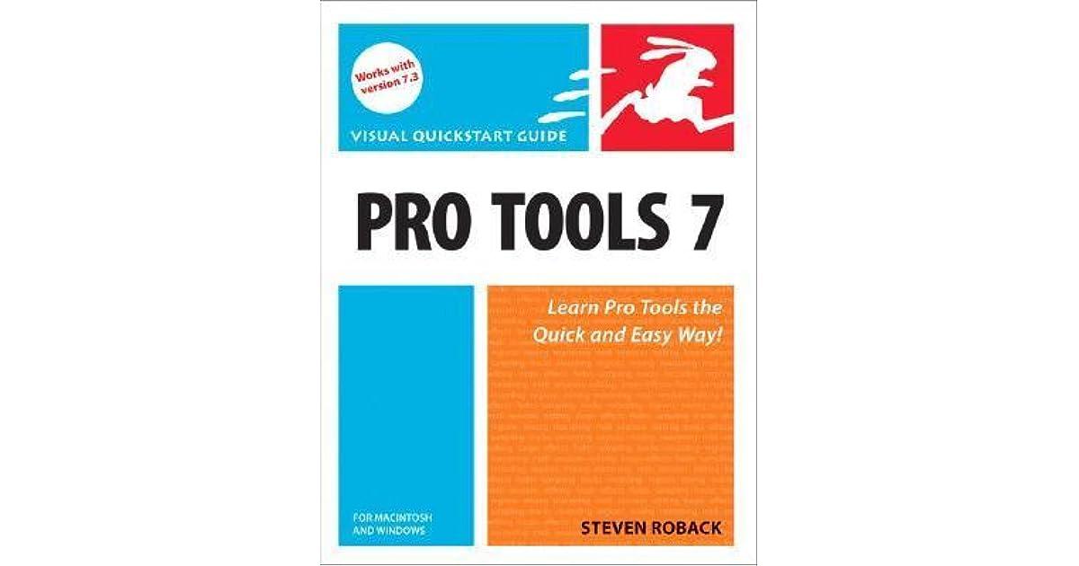 Pro Tools 7 for Macintosh and Windows: Visual QuickStart