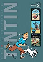 The Adventures of Tintin: Volume 6: Land of Black Gold / Destination Moon / Explorers on the Moon
