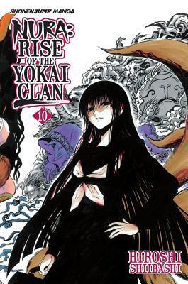 Nura: Rise of the Yokai Clan, Vol. 10
