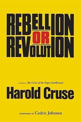 rebellion or revolution