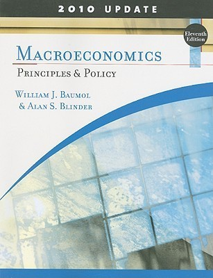 Macroeconomics Principles and Policy, Update 2010 Edition