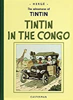 The Adventures of Tintin in the Congo (Tintin, #2)