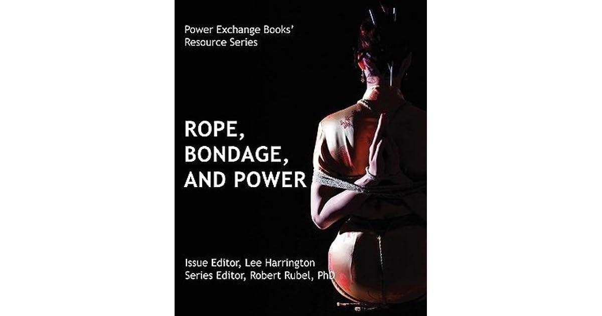 Opinion you lee harrington bondage remarkable