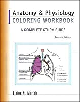 anatomy physiology coloring workbook a complete study guide - Physiology Coloring Book