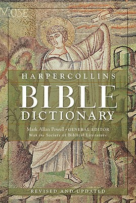 HarperCollins Bible Dictionary, Revised Edition
