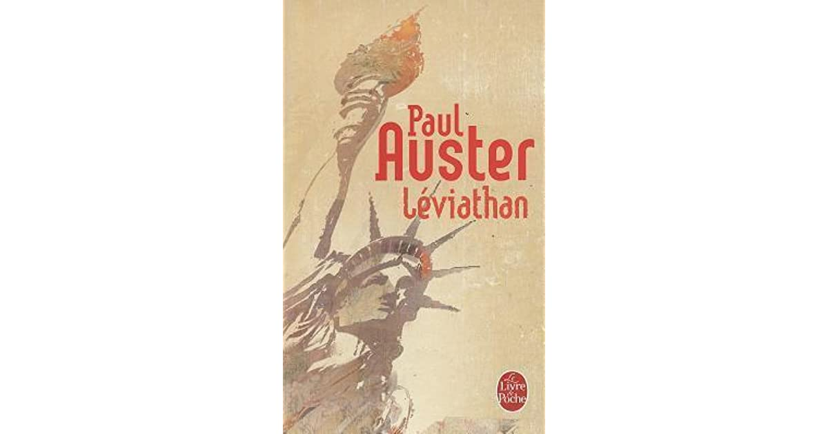 Léviathan by Paul Auster