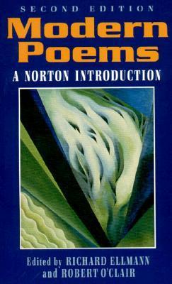 Modern Poems by Richard Ellmann
