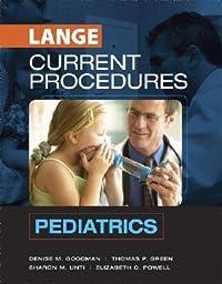 Current Procedures: Pediatrics