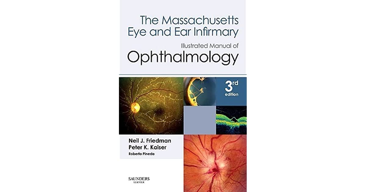 Massachusetts Ophthalmology Book
