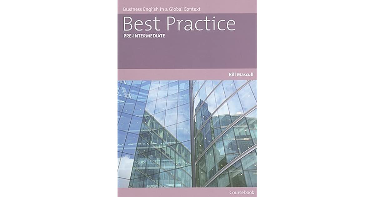 Best practice pre intermediate coursebook by bill mascull fandeluxe Choice Image