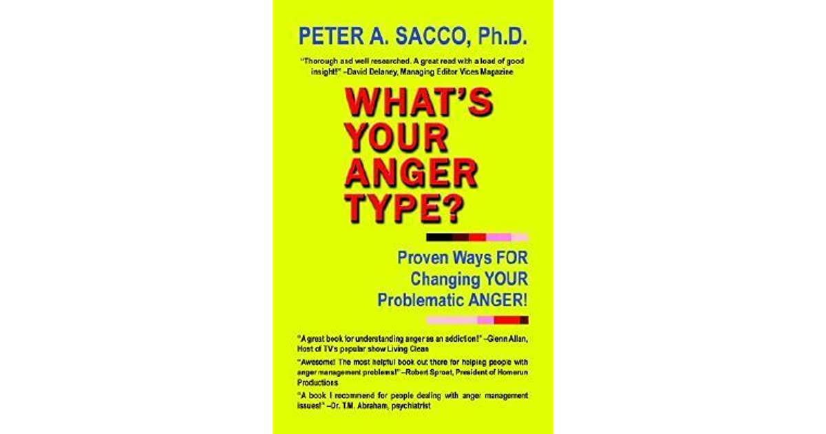 Whats your anger type by peter andrew sacco fandeluxe Images