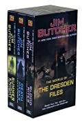 Jim Butcher Box Set #2