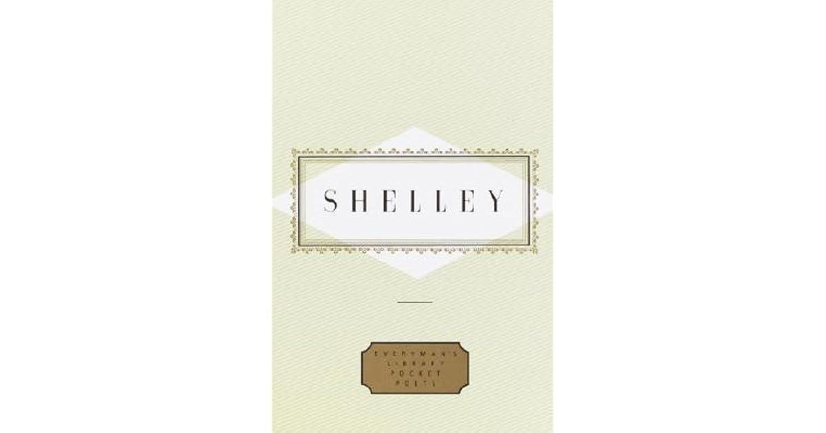 Shelley poems by percy bysshe shelley fandeluxe PDF