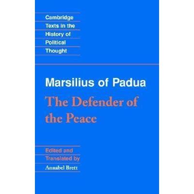 marsiglio of padua