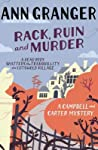 Rack, Ruin and Murder (Campbell and Carter Mystery #2)