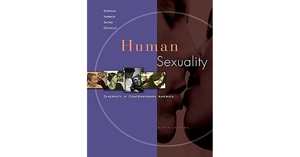 Human sexuality yarber 6th edition