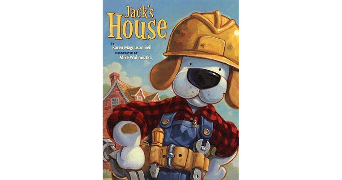 Jack 39 s house by karen magnuson beil for Jack s fish house