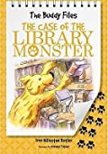 The Case of the Library Monster (The Buddy Files, #5)