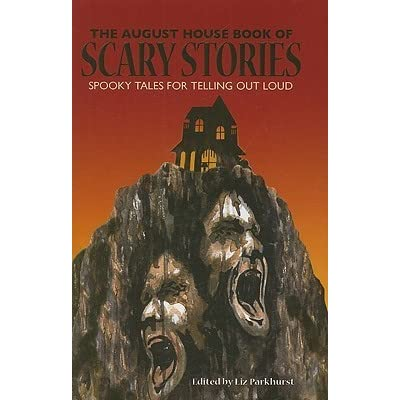 essay about scary stories