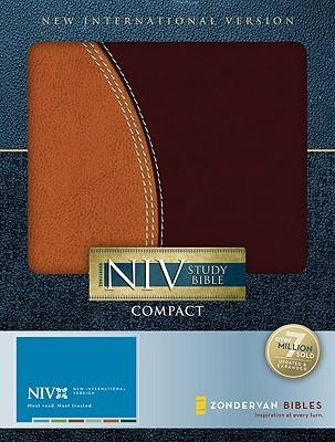 Zondervan Niv Study Bible, Compact: Updated Edition