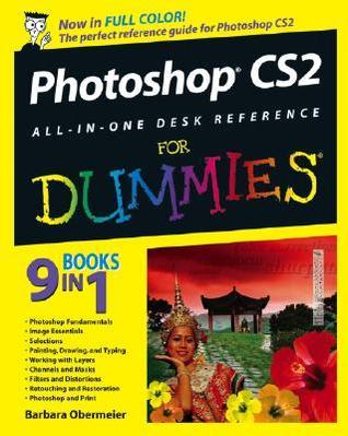 Photoshop CS2 All-in-One Desk Reference for Dummies (ISBN - 0764589164)