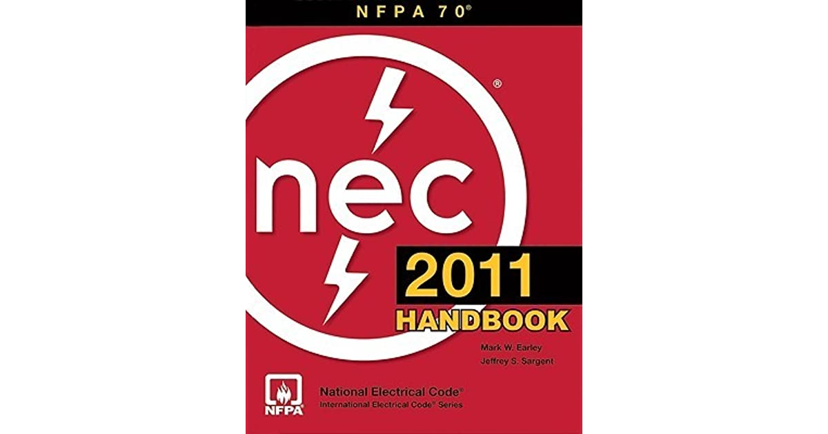 National Electrical Code 2011 Handbook by National Fire Protection ...
