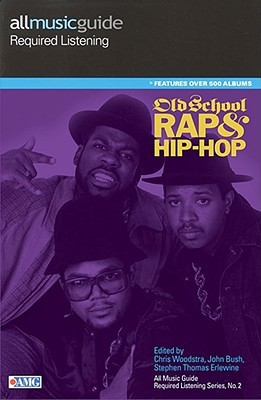 Old School Rap And Hip Hop by Chris Woodstra