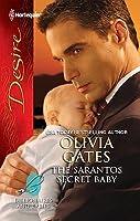 The Sarantos Secret Baby (Sarantos Brothers, #1)