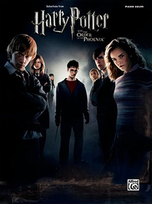 Selections from Harry Potter and the Order of the Phoenix: Piano Solos