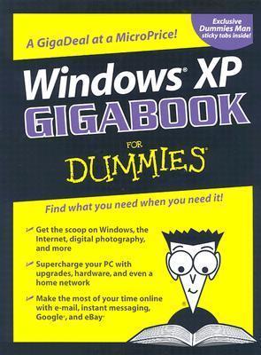 Windows XP Gigabook for Dummies