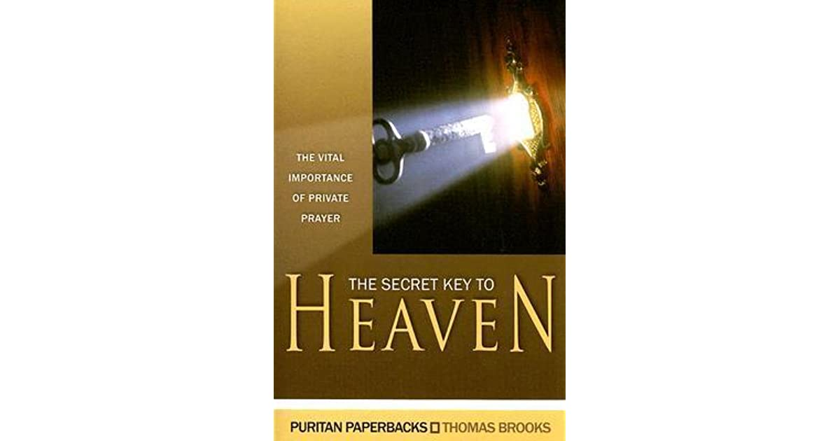 Private Prayer: The Secret Key of Heaven (Vintage Puritan)