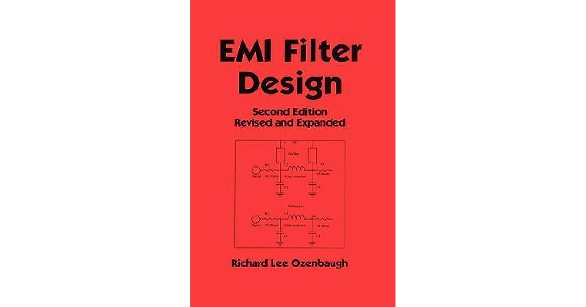 Emi Filter Design Book