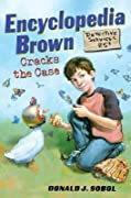 Encyclopedia Brown Cracks the Case
