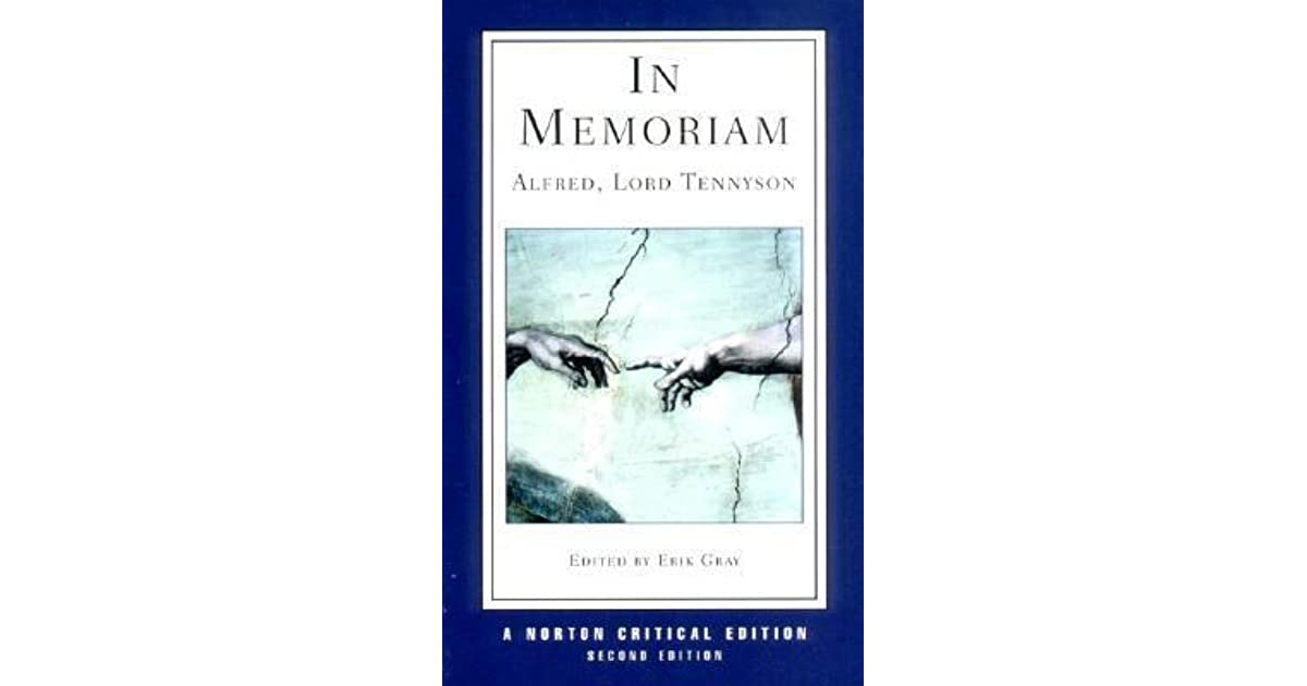 In Memoriam By Alfred Tennyson