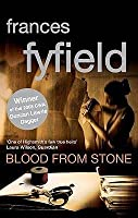 Blood from Stone. Frances Fyfield
