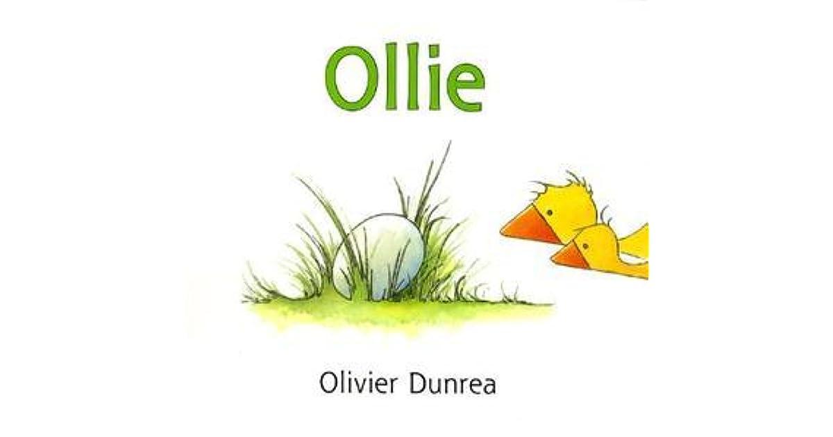 Coming Kids Olivier.Ollie By Olivier Dunrea