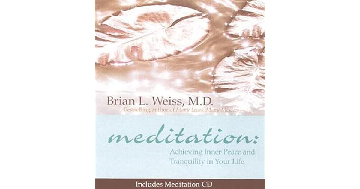 About the cds | brian l. Weiss, md.