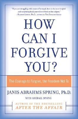 How Can I Forgive You-- The Cour