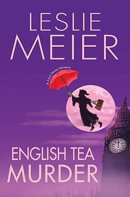 English Tea Murder (A Lucy Stone Mystery, #17)