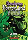 Claws! (Goosebumps: Hall Of Horrors, #1)