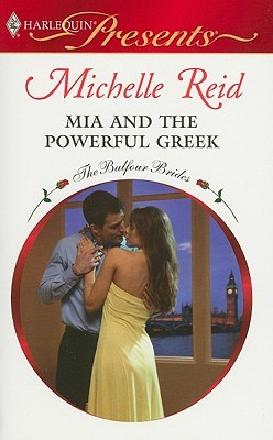 Mia and the Powerful Greek (The Balfour Brides, #1)