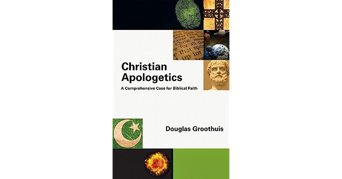 the apologetics of christianity essay Phd in apologetics & worldview field essay study guide school of theology the field essay in apologetics and worldview studies will consist of one or two.