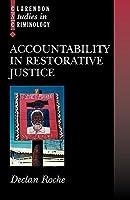 Accountability in Restorative Justice