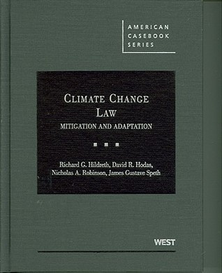 Climate Change Law: Mitigation and Adaptation