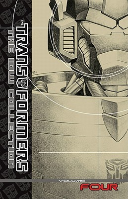 Transformers: The IDW Collection, Volume 4
