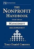The Nonprofit Handbook: Management, 2002 Supplement