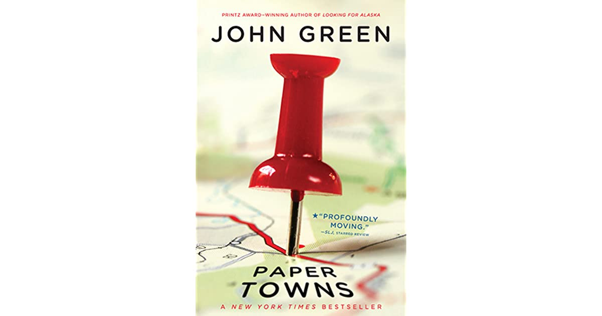 Ebook Paper Towns Bahasa Indonesia