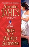 Bride of a Wicked Scotsman (McBride Family, #3)