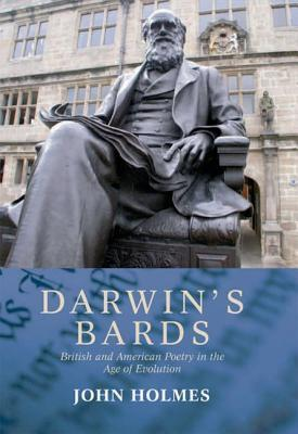 Book cover Darwins Bards - British and American Poetry in the Age of Evolution